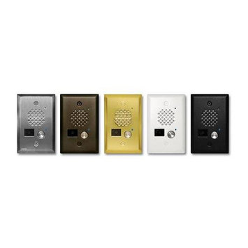 Viking Electronics E-50-BK-EWP Video Entry Phone-Black with E