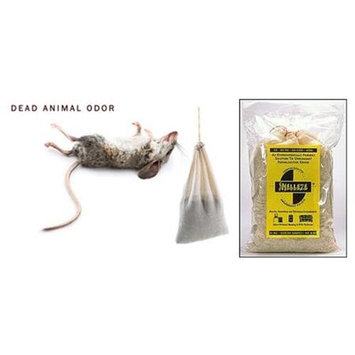 Smelleze Reusable Dead Animal Deodorizer Pouch: X Large