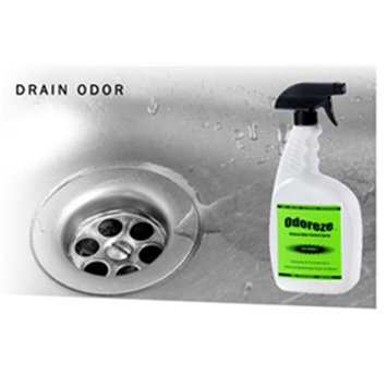 IMTEK Environmental 15004 Odoreze Eco Drain Odor Eliminator Spray - Makes 64 Gallons