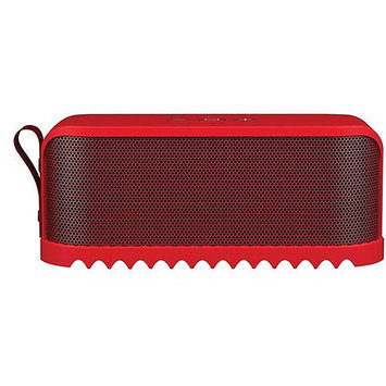 Jabra SOLEMATE Bluetooth Portable Speaker - Red