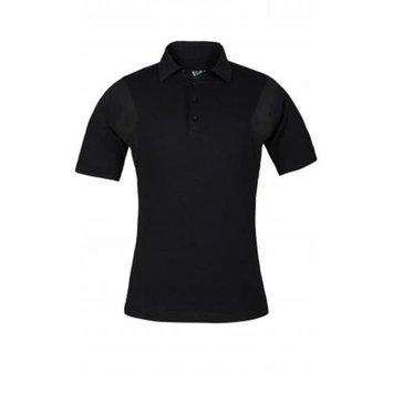 Wellzher Mens Bamboo Organic S/S Polo Shirt