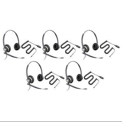 Plantronics 78714-01 EncorePro HW301N Stereo Corded Headset