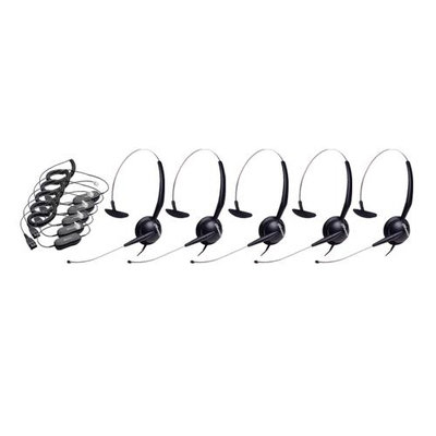 Jabra GN2110 ST Mono With GN1200 Cable-5 Mono Corded Headset