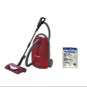 Panasonic Pansonic MC-CG902 + MC-V150M Canister Vacuum Cleaner W/ 12 amps Dual Motor System And Vacuum Bags