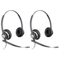 Plantronics EncorePro HW301N-2 Stereo Corded Headset
