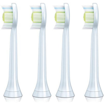 Philips Sonicare HX6062/62(4-pack) 2 Replacement Brush Heads