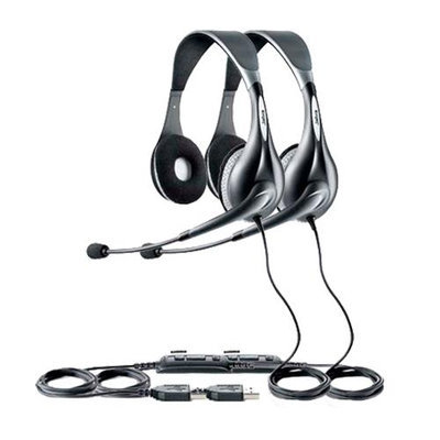 Jabra Voice 150 Duo (2-Pack) UC Voice 150 Duo Headset