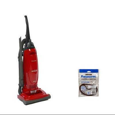 Panasonic MC-UG471 12 Amp Upright Vacuum Cleaner W/ QuickDraw On-Board Tools And Belts