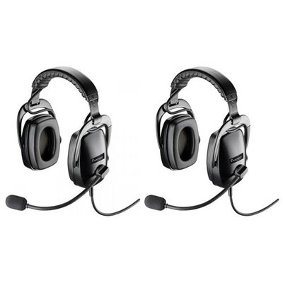 Plantronics SHR2083-01 (2-Pack) Ruggedized Circumaural Headset