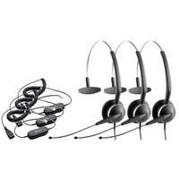 Jabra GN 2119 Mono 3in1 ST with GN1200 Cable-3 Mono SoundTube 3-in-1 Headset