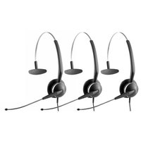 Jabra GN 2119 Mono 3in1 ST (3-Pack) Mono SoundTube 3-in-1 Headset