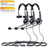 Jabra Voice 550 Mono MS (3-Pack) UC Voice 550 Mono Microsoft Optimized Headset