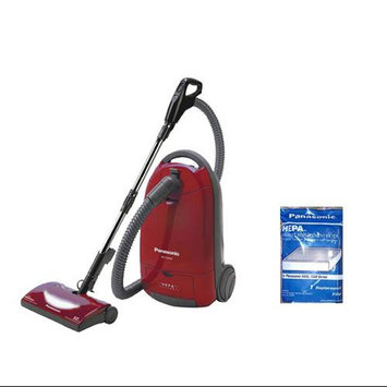 Panasonic MC-CG902 + MC-V194H Canister Vacuum Cleaner W/ 12 amps Dual Motor System And Filter