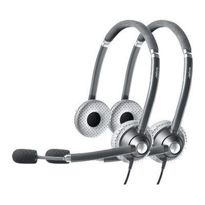Jabra Voice 750 Duo Dark (2-Pack) Stereo Corded Headset