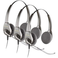 Plantronics Encore H101N-3 Stereo Corded Headset