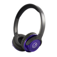 Able Planet Clear Voice TL210- Metallic Purple Stereo Headphones