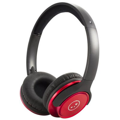 Able Planet Gamers Choice GC 210- Metallic Red Gaming Headphones