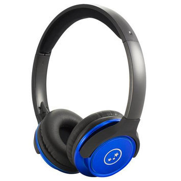 Able Planet GC210 - Metallic Blue Headphones