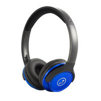 Able Planet Clear Voice TL210- Metallic Blue Stereo Headphones