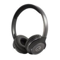 Able Planet Clear Voice TL210- Metallic Gun Metal Stereo Headphones