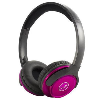Able Planet Gamers Choice GC 210- Metallic Pink Gaming Headphones