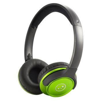 Able Planet Gamers Choice GC 210- Metallic Green Gaming Headphones
