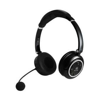 Andrea Electronics Andrea Headsets AND-WNC-1500M Wireless Stereo Headset with Noise Cance