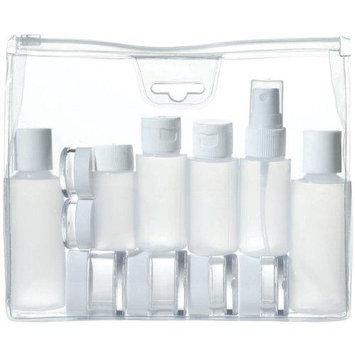 CONAIR CNRTS333TBW Travel Smart Travel Bottle Set