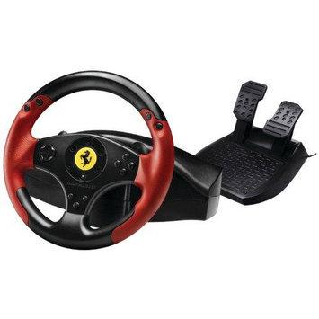 THRUSTMASTER TMST4060052M PlayStation 3/PC Red Legend Edition Ferrari Racing Wheel