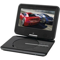 GPX GPXPD931BB GPX PD931B 9 Inch Swivel Screen Portable DVD Player HEC0TUZ9T-0406