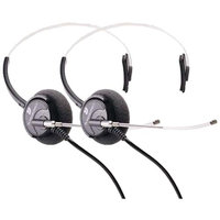 Plantronics P51-U10P (2-Pack) Single earpiece Headset