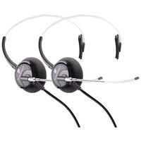 Plantronics P51-U10P (2-Pack) Single earpiece Headset
