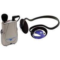 Williams Sound PKTD1-H26 Pocketalker Ultra with Behind the Head Headphone