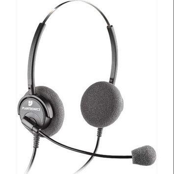 Plantronics H61N Double Earpiece Headset