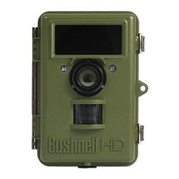 Bushnell 119439 NatureView 8MP Cam HD Max Trail Camera + Watch & Knife + Folding Camo Binocular + Tree Bracket Trophy Cam