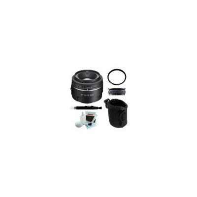 Sony Alpha SAL35F18 35mm f/1.8 with Accessory Kit