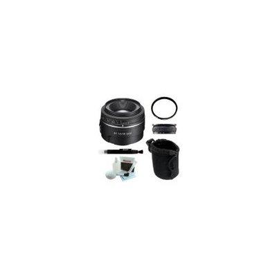 Sony Alpha SAL35F18 35mm f/1.8 with Accessory Kit