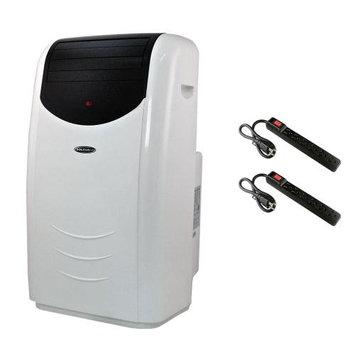 Soleus LX-140 14,000 BTU Evaporative Portable Air Conditioner with (2) Surge Protector