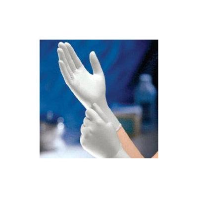 Dynarex 2338 Large Safe-Touch Latex Exam Glove Powder Free - 10/100/Case