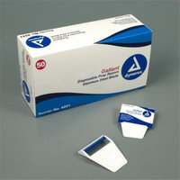 Dynarex Disposable Gallant Prep Razor, Individually Foil-packed