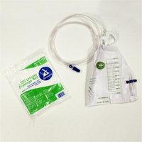 Dynarex 4270 Advantage Urinary Drainage Bag Sterile 2000 ml Bag - 20/Case