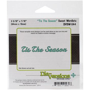 Die-Versions Sweet Wordlets Die-Tis The Season, 3.3125