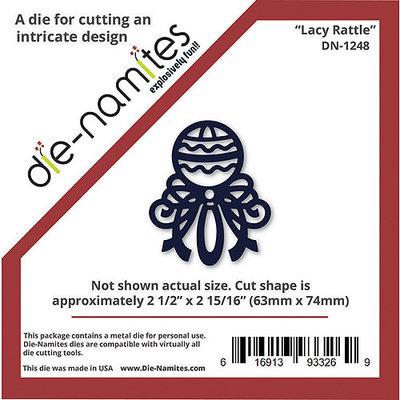 Die-Namites Die-Lacy Rattle