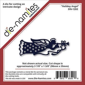 Die-Namites Die-Holiday Angel, 3.875