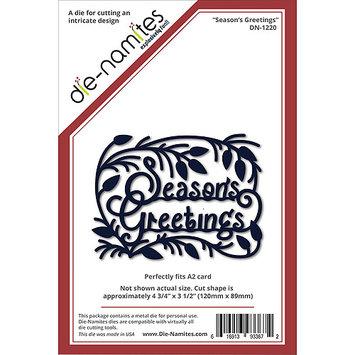 Die-Namites Die-Season's Greetings, 4.75