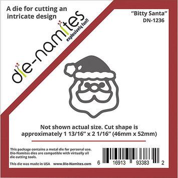 Die-Namites Bitty Die-Santa, 1.8125