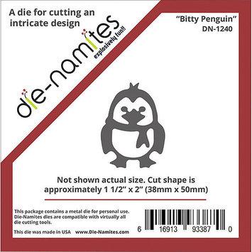 Die-Namites Bitty Die-Penguin, 1.5 X2