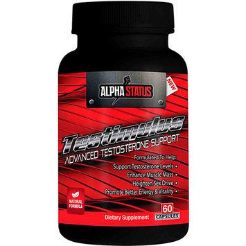 Alphastatus Testimulus Advanced Testosterone Support (60 Capsules)