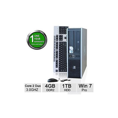 Hewlett Packard HP Compaq DC5800 Desktop PC