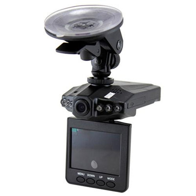 NEW HD Portable DVR 2.5 TFT LCD Screen Car Dashboard Video Recorder Camera